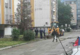 NA OSAM SATI Bez vode ulica u Novoj Varoši