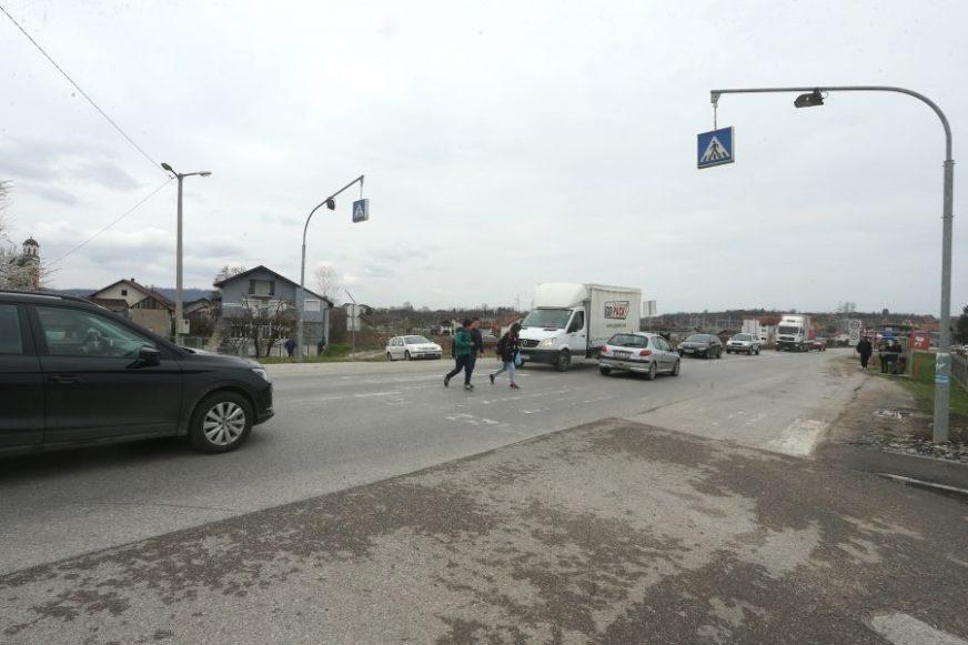 Reakcija Grada: Na opasnu raskrsnicu u Ramićima planirano postavljanje semafora