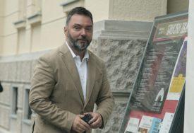 """KOŠARAC KATEGORIČAN """"Neprihvatljivo odlaganje radioaktivnog otpada na granici BiH"""""""