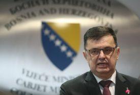 SJEDNICA SAVJETA MINISTARA Završena imenovanja i donijeta odluka o ulasku državljana EU u BiH