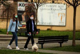 BORBA SA ZARAZOM NE JENJAVA Vlada traži da se prijave ljubimci pozitivni na korona virus
