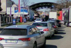 Od uvođenja NOVIH MJERA više od 2.000 državljana BiH ZATRAŽILO ULAZAK u Hrvatsku