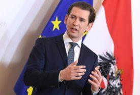 """""""VIRUS ĆE NAS JOŠ MJESECIMA PRATITI"""" Poruka austrijskog kancelara sugrađanima"""