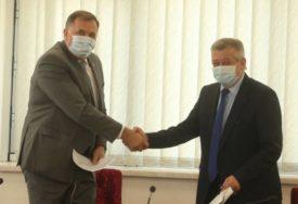 NA SASTANKU SNSD I SDSS ODLUČENO Mićić zajednički kandidat za gradonačelnika Bijeljine