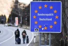 UBLAŽAVANJE MJERA Njemačka uskoro ukida posebne kontrole i potpuno oslobađa svoje granice