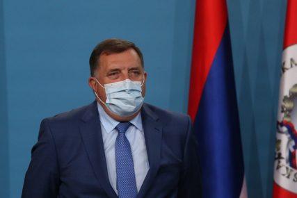 Dodik: Srpski narod nosilac antifašističke borbe