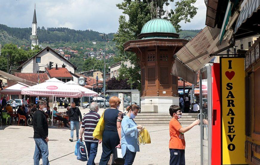 KORONA MUČI FBiH U Kantonu Sarajevo zaražene većinom mlađe osobe, OVA OPŠTINA najpogođenija