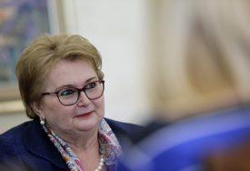 Turkovićeva poslala notu Srbiji zbog PRESUDE RATNOM KOMANDANTU Armije RBiH