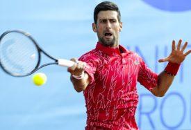 ĐOKOVIĆ ŽELI NA US OPEN Srpski teniser ipak ima jedan uslov