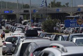 RAMPA ZA SRPSKE TURISTE Evzoni zatvoren do 15. jula, svi koji idu u Grčku imaju samo JEDAN PUT
