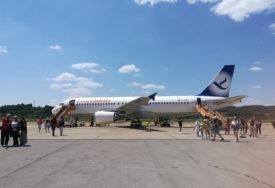 ČARTER LET IZ BANJALUKE Prvi ovogodišnji putnici otišli za Tursku (FOTO)