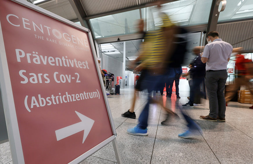 PANDEMIJA NE USPORAVA Povećan broj zaraženih u Njemačkoj