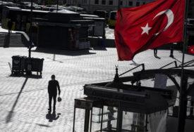 ISTOK TURSKE U padu aviona poginulo sedam vojnika