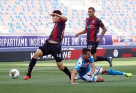 REMI BOLONJE Mihajlović zaustavio Napoli